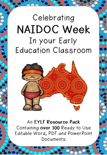 Resource Type :: Classroom Decorations :: Celebrating NAIDOC Week