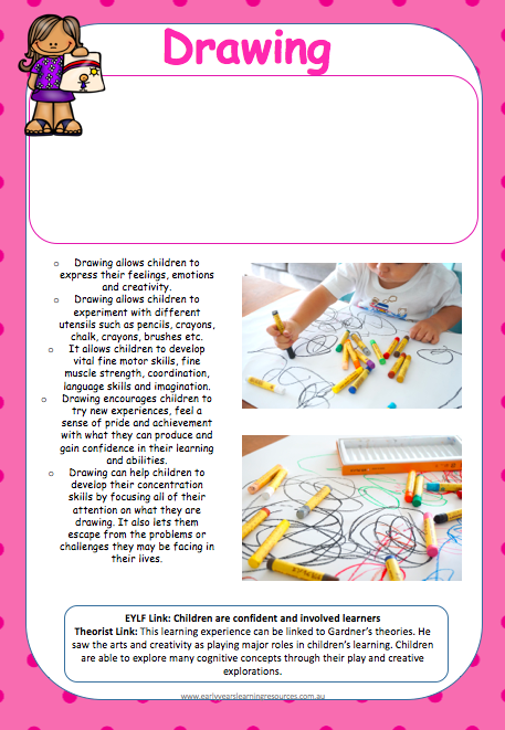 Learning Through Play Templates Screenshot