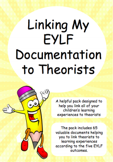 EYLF Theorist Pack Screenshot