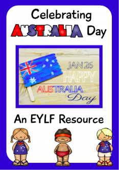 Celebrating Australia Day (EYLF Resource)